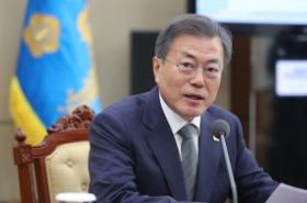 Moon accuses Gwangju Uprising deniers of undermining foundations of Korea