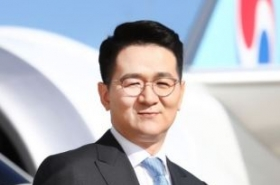 Cho Won-tae appointed as Hanjin Group chairman