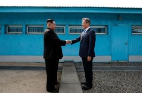 Stalled nuclear talks put brakes on implementation of inter-Korean agreement