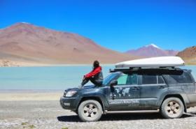 World travel -- living the dream