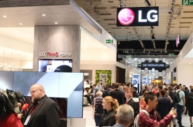 Samsung vs. LG TV spat expands to other home appliances