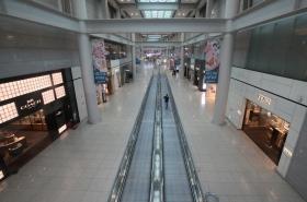 Duty-free shops suffer sharp drop in April sales amid virus outbreak