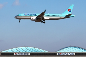Korean Air to offer 300 bln won in new shares as collateral for fresh liquidity injection