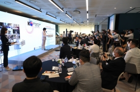K-Startup Center expands despite Covid-19