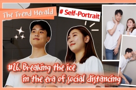 Breaking the ice in the era of social distancing