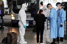 Foreigners caught escaping from designated quarantine facilities