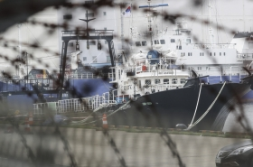More virus cases reported at Russia-flagged ship in Busan