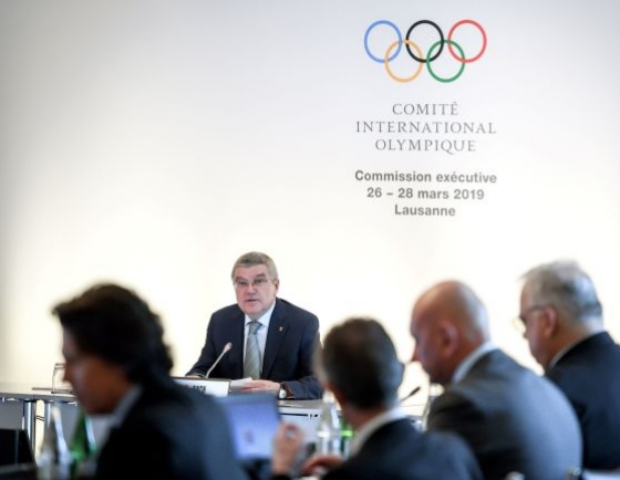 IOC approves Korean proposal for unified teams, joint march at Tokyo 2020