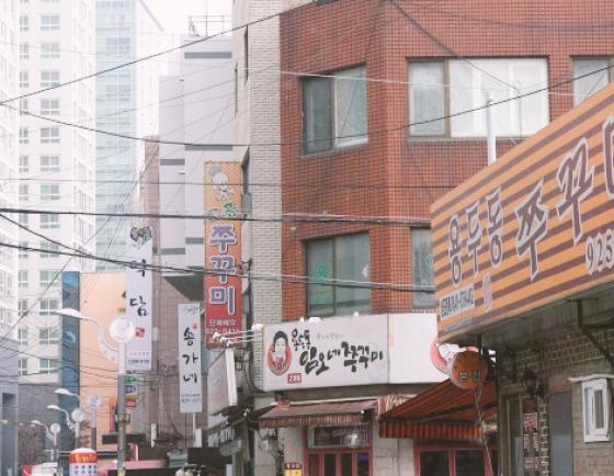 [Video] [Seoul Food Alley] Street for petite yet fiery octopus