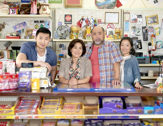 Barrier-breaking 'Kim's Convenience' family reflects immigrant experience