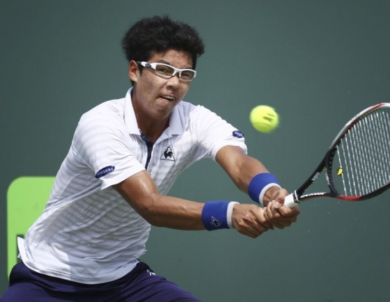 [Newsmaker] Chung Hyeon stages huge comeback to win 2nd round match at US Open