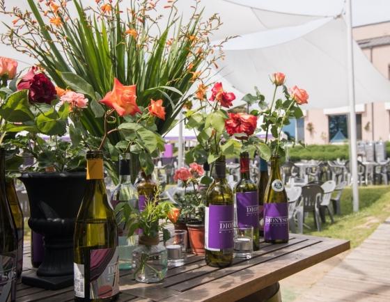 Fall wine fair at hotel offers 150 varieties of wine