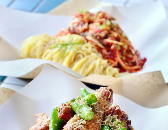 Hyodo, fried chicken contender with plenty up its sleeve