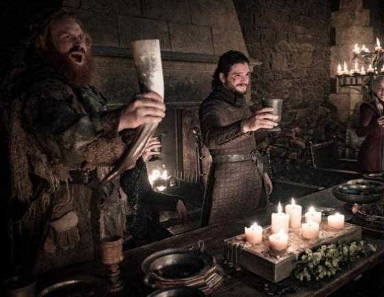 Emmys begin as 'Thrones' and 'Veep' seek final glory