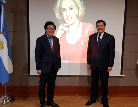 [Diplomatic circuit] Argentine Embassy seeks to enhance cultural ties with Korea