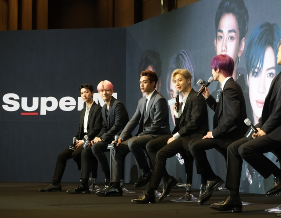 Q&A: SuperM answers big questions before its debut this week