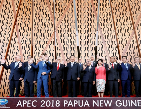 [New Economic Non-Order: 4] APEC becomes battleground for US, China