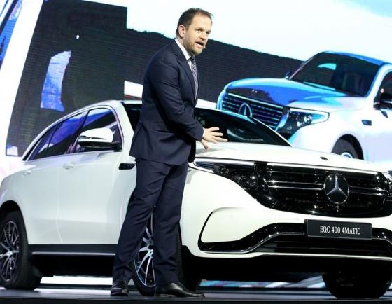 Mercedes-Benz posts No. 3 sales figure, after Hyundai, Kia