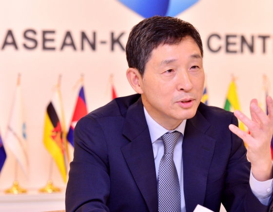[ASEAN-Korea summit] Time to focus on people to create sustainable community with ASEAN