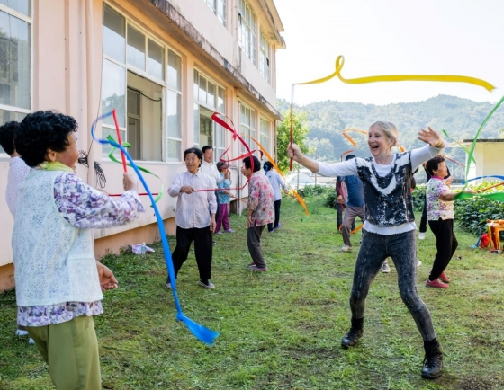[Diplomatic circuit] British Council in Korea holds dance workshop for seniors