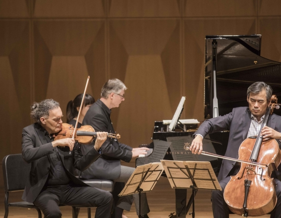 Trio Owon celebrates 10th anniversary with Russian elegy release