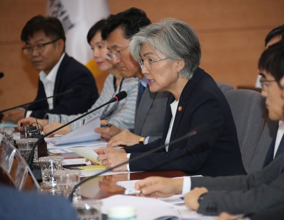 FM Kang stresses co-prosperity in preparations for Nov. summit with ASEAN