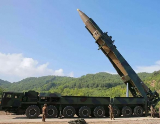 N. Korea's SLBM launch hurt nuclear talks with US: ex-US envoy