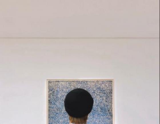 BTS leader RM's special love of Korean paintings