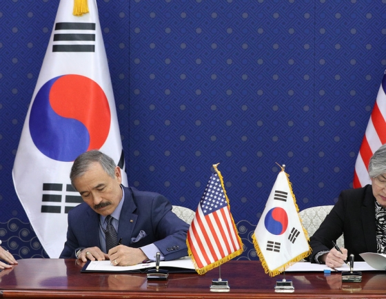S. Korea, US likely to hold 2nd round of defense cost-sharing talks next week