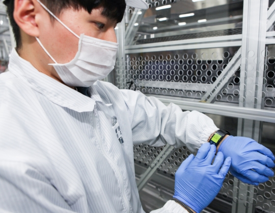 [From the Scene] Hanwha automation boosts solar efficiency