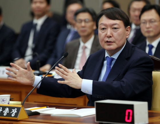 Prosecution was independent under ex-President Lee: chief prosecutor