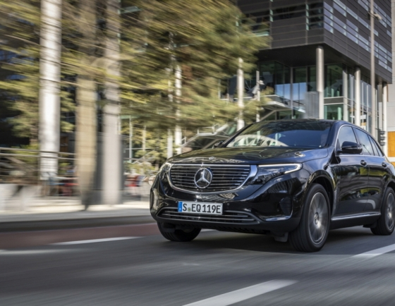 Mercedes-Benz Korea launches first pure EV