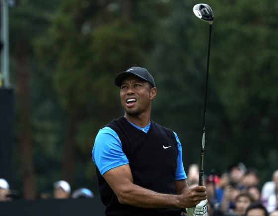 'It's crazy': Tiger Woods secures record 82nd US PGA Tour win in Japan
