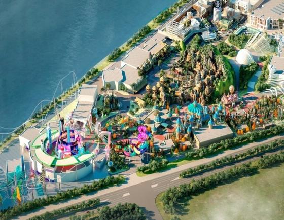 파라마운트 테마파크, '파라마운트 코리아'로 2025년 개장