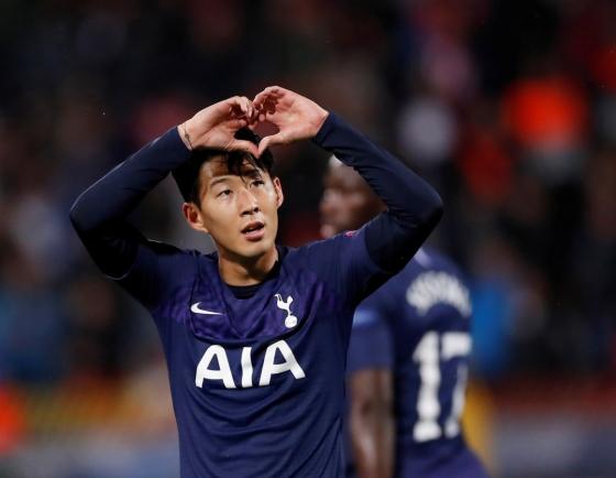 [Newsmaker] Tottenham's Son Heung-min becomes all-time S. Korean scoring leader in Europe