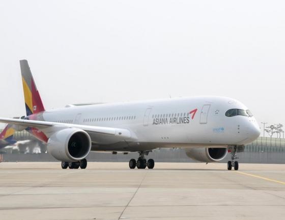 싱가포르 가던 아시아나 여객기 '엔진 이상' 마닐라 긴급 착륙
