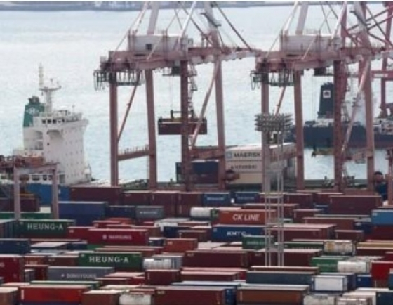Korea's exports down 20.8 % in first 10 days of November