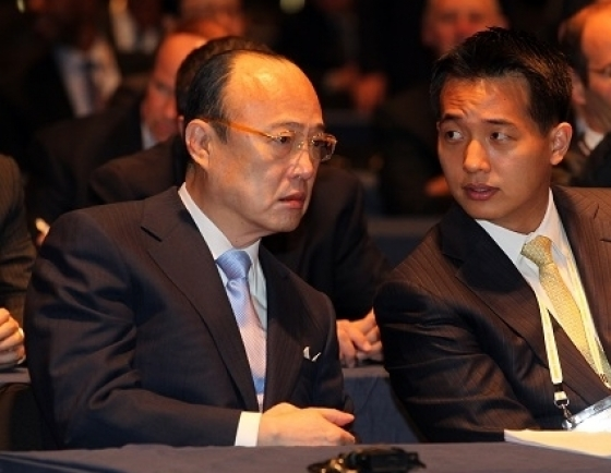 Hanwha Systems' listing signals accelerating succession plan
