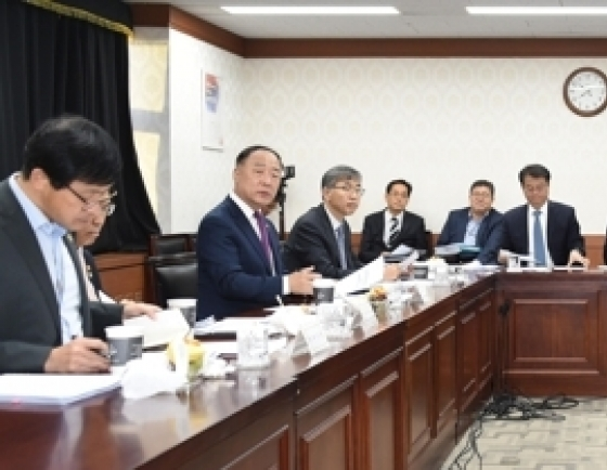 S. Korea to increase budgetary support for display sector amid trade row with Japan