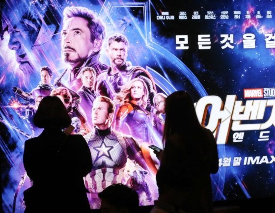 CJ ENM, Walt Disney neck-and-neck at S. Korean box office