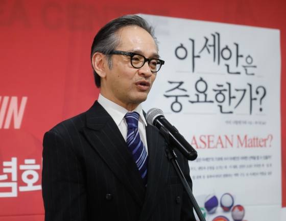 [Diplomatic circuit] Former Indonesian foreign minister zeros in on significance of ASEAN