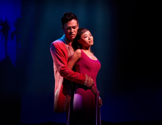 [Herald Review] 'Aida' brings spectacle and drama to stage