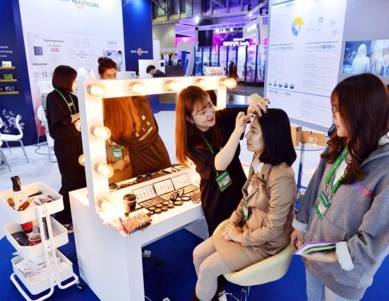 [ASEAN-Korea summit] K-beauty connects Korea, ASEAN