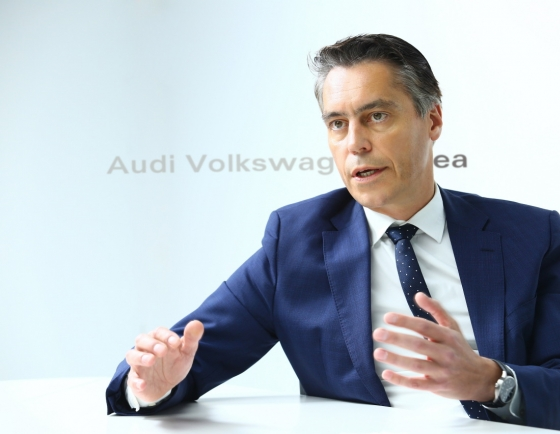 [Foreign Execs in Korea] Audi VW Korea gears up to regain market leadership