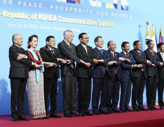 [ASEAN-Korea summit] Korea, ASEAN adopt joint vision for cooperation