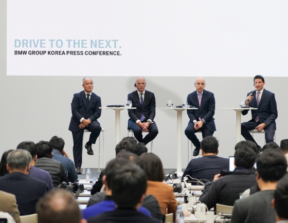 BMW vows to expand R&D center, partnerships with Korean firms