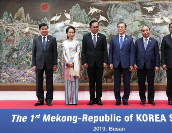 [ASEAN-Korea summit] Korea, Mekong nations seek closer ties