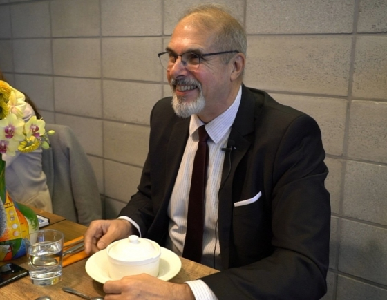 [Diplomatic circuit] [Meet the diplomat] Paris looks to Korea's technology, startups for cooperation: French ambassador