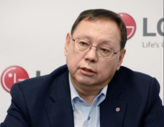LG Electronics chief to step down as group seeks change