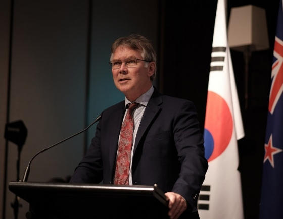 [Diplomatic circuit] New Zealand Trade Minister emphasizes strong bilateral trade